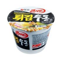 [110202]튀김우동 큰컵(111gX16개입/Box/농심)