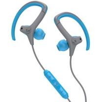 스컬캔디 오픈형 스포츠 이어폰 (BLUE/GRAY/BLUE) SKULL-CHOPS/BL(블루)