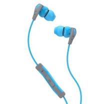 스컬캔디 커널형이어폰 SKULL-METHOD/BL(BLUE/GRAY/BLUE)