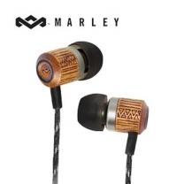 MARLEY 커널형 이어폰 EM-JE051-MI (블랙)