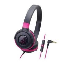오디오테크니카 헤드폰 ATH-S100ISBPK