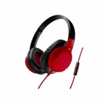 오디오테크니카 헤드폰 ATH-AX1ISRD (레드)