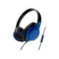 오디오테크니카 헤드폰 ATH-AX1ISBL (블루)