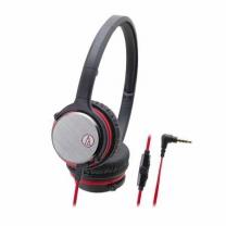 오디오테크니카 헤드폰 ATH-FT50ISBRD (블랙레드)