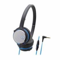 오디오테크니카 헤드폰 ATH-FT50ISBBL (블랙블루)
