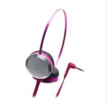 오디오테크니카 헤드폰 ATH-ON303/PK (핑크)