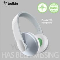 [하이마트] BELKIN 헤드폰 G2H2000qeWHT(S) (화이트)
