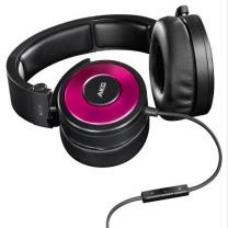 AKG 헤드폰 AKG K619 (핑크)