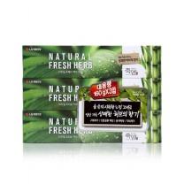 [죽염] 네추럴 프레쉬 허브치약 160g*3입(의약외품)