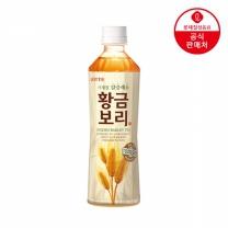 [롯데칠성몰] 황금보리 500mlx20펫
