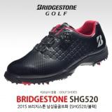 2015 브리지스톤 SHG520 남성용 골프화[블랙]