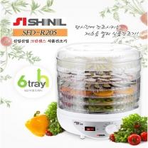 신일 식품건조기 SFD-R205 /육포 과일 채소 고추말리기 /요구루트제조기/가정용요거트기