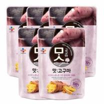 [CJ직배송] 맛고구마 60g * 5개
