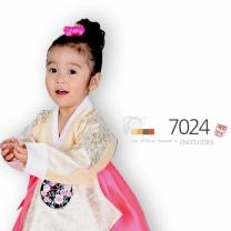 아동한복 여아(당의저고리) 7024