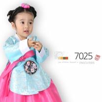 아동한복 여아(당의저고리) 7025