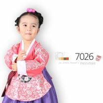아동한복 여아(당의저고리) 7026