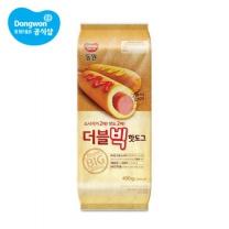 [동원]더블 빅 핫도그 400g(100gx4입)x10개/총40개