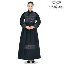 고빅스 성인 여자한복(누비) GKHS 303