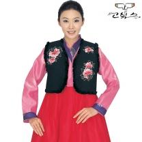 고빅스 성인 여자 털조끼(누비) GKHS 312
