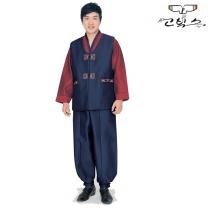 고빅스 성인 남자한복(누비) GKHS 337