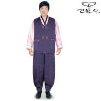 고빅스 성인 남자한복(누비) GKHS 339