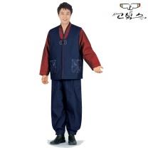 고빅스 성인 남자한복(누비) GKHS 351