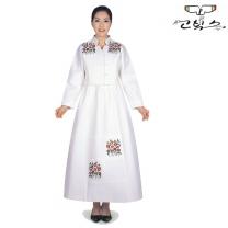 고빅스 성인 여자한복(누비) GKHS 355