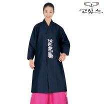 고빅스 성인 여자두루마기 한복(누비) GKHS 369