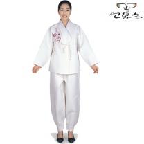 고빅스 성인 여자 생활한복(누비) GKHS 372