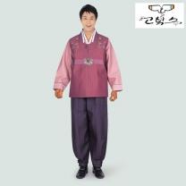 고빅스 성인 남자한복(누비) GKHS 349