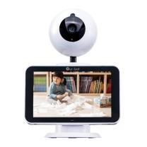 위봇 홈CCTV 일체형 스마트 커뮤니케이션 로봇 OUI-BOT (화이트)