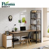 [파로마] 유코스 카카오 H형 5단 2100 학생 컴퓨터 디자인 입식 철재 책상