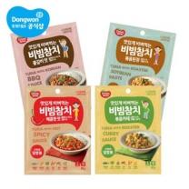 [동원] 비빔참치 80gx10봉 택1