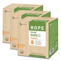 [CJ직배송] HOPE 비타민C 56정 (4주분) X 3개