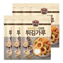 [CJ직배송] 슈퍼곡물 건강한 튀김가루 400g X 6개 (총6개)