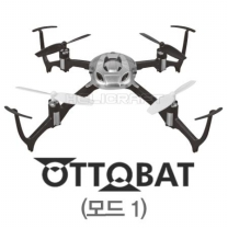[하이마트] 헬셀 드론 오토뱃 OTTOBAT_M1 (모드1)