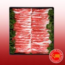 [안동한우축산] 차돌백이 1kg (1+등급 / 쇠고기 이력 추적시스템)