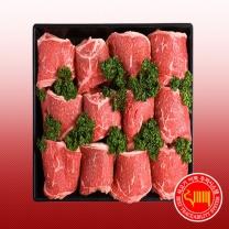 [안동한우축산] 채끝등심 0.8kg (1+등급 / 쇠고기 이력 추적시스템)
