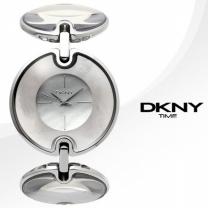[正品][DKNY] NY4669 도나카란뉴욕 정품 실버다이얼+실버 메탈 밴드 시계