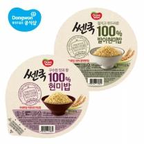 [동원] 쎈쿡 100% 발아현미밥 or 현미밥 or 통곡물밥 195gx24개