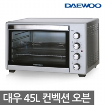 대우_전기오븐 DEO-A4500/실버
