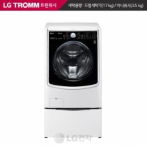 LG 세탁기 트롬 트윈워시 FH17WBC (20.5kg)