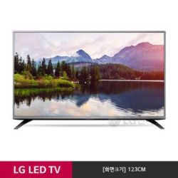 LG FULL-HD LED TV 벽걸이형 49LH5810W (123cm)