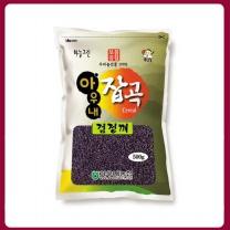 [아우내농협/산지직송] 2017년 국산 검정깨 500g