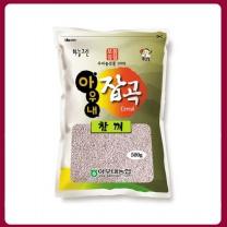 [아우내농협/산지직송] 2017년 국산 참깨 500g