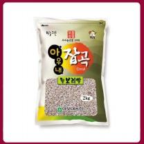 [아우내농협/산지직송] 2018년 국산 늘보리쌀 2kg