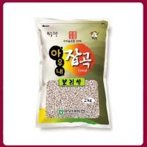 [아우내농협/산지직송] 2017년 국산 보리쌀 2kg