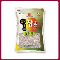 [아우내농협/산지직송] 2017년 국산 보리쌀 1kg