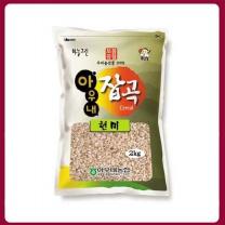 [아우내농협/산지직송] 2017년 국산 현미 2kg