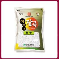[아우내농협/산지직송] 2018년 국산 찹쌀 4kg